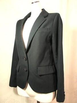 【ナイスクラップ】黒のテーラードジャケット