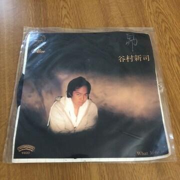 即決 谷村新司 昴 レコード