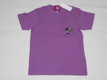 UNIQLO スプラトゥーン 半袖Tシャツ パープル L