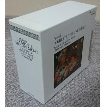 KF  パーセル  劇音楽全集 6CD