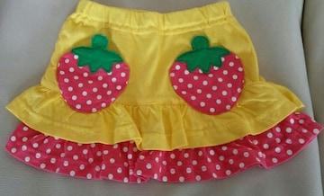 ANAPKids☆新品☆可愛いスカート☆size100