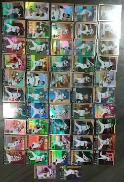 BBHベースボールヒーローズファイターズキラカード52枚詰め合わせ福袋