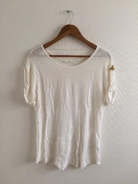 ZARA 白Tシャツ M