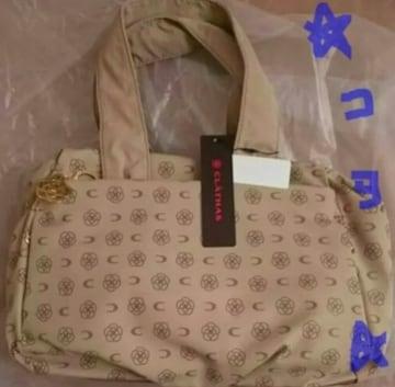 クレイサス CLATHAS CLタウン 2WAYボストンバッグ 鞄 新品