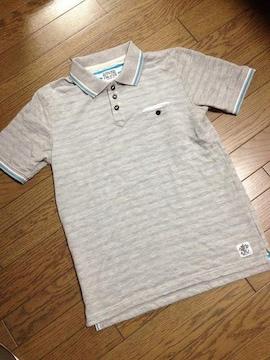 美品CIAO PANIC デザインポロシャツ チャオパニック