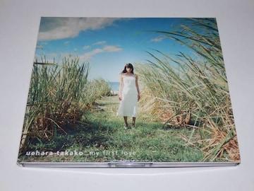 ♪上原多香子/my first love Maxi