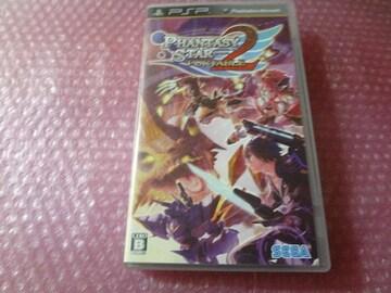 PSP ファンタシースター2 ポータブル