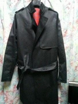 ディオールオムトレンチコート38dorhomme黒