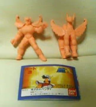 貴重当時モノ 聖闘士星矢消しセット 肌色 星矢&クロス!特典アリ 1987