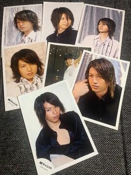 関ジャニ∞・大倉忠義・公式写真7枚セット