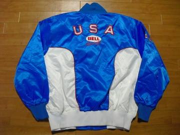 80年代 BELL ベル レーシングジャケット XL