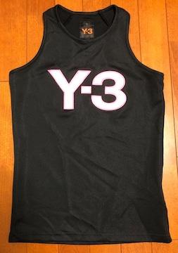 Y-3☆ロゴタンクトップ