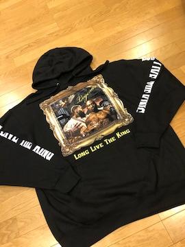 LA直輸入  Hiphop  プルオーバー パーカー  大きいsize XL