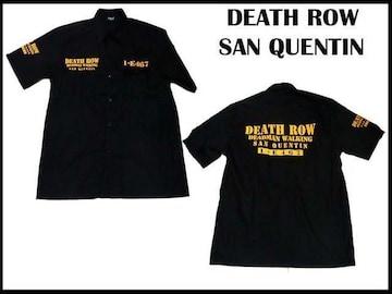 新品 デッスロー サンクェンテン刑務所ワークシャツローライダーギャング 49-100