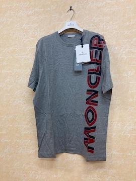 新品正規品 MONCLER Tシャツロゴ メンズ XL
