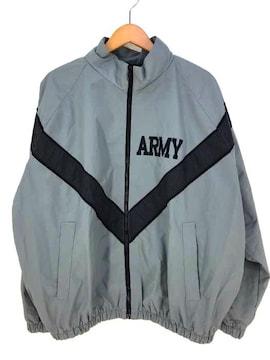 US ARMY(ユーエスアーミー)リフレクタートレーニングジャケットナイロンジャケット