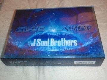 三代目J Soul brothers BLUE PLANET DVD 3枚組