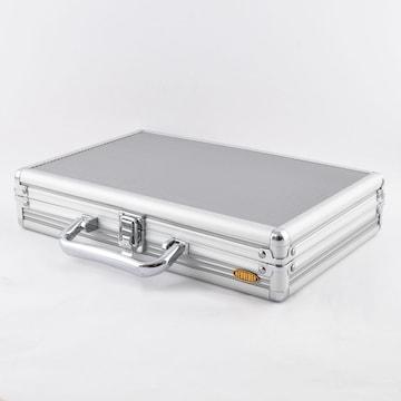 リボルバーアタッシュケース  小型収納ケース ハンドケー