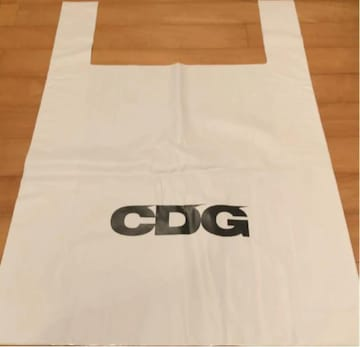 CDG ショッパー 大サイズ ギャルソン エコバッグ