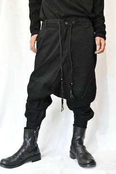 新品KMRiiケムリ Stretch Twill Triangle Pants men's/One