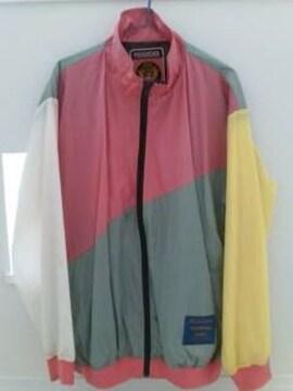 PHENOMENON TRACK JKT ナイロンJKT XL ピンク