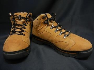 中古ナイキエアジョーダン6ブーツ ウィート28センチ