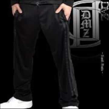 【DMZ】悪羅悪羅.オラオラ!高級感プレート バルディジャージパンツ