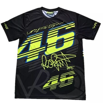 VR46 ドライTシャツ XXLサイズ