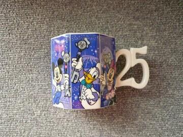 東京ディズニーリゾート「25周年記念アニバーサリーカップ」G10
