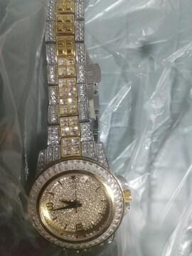 送料無料プレゼント付きイタリア製定価23万豪華時計