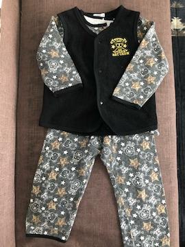 ワンピース☆パジャマ☆上下まとめ売り☆100cm