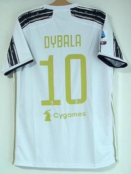 新品☆ディバラ☆ユベントス☆白黒10番半袖☆アルゼンチン代表