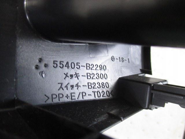 ★L175S ムーヴ オーディオパネル ステー&変換カプラー付き < 自動車/バイク