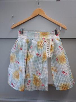 LIZ LISA☆シアーギンガムチェックスカート