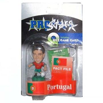 コリンシアン プロスターズ ポルトガル代表 デコ サッカー フットボール コレクション フィギュア