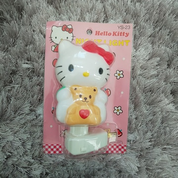 キティちゃん ナイトライト