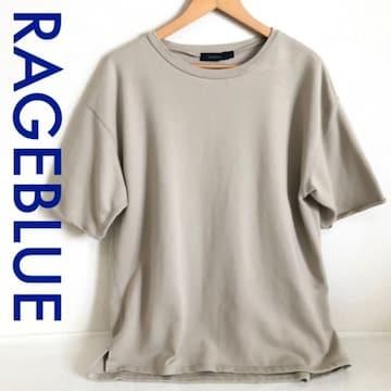 RAGEBLUE スウェットTシャツ カットソー