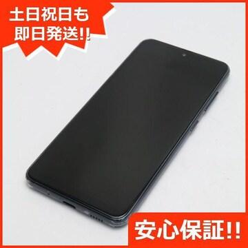 安心保証 新品同様 SIMロック解除済 SC-42A Galaxy A21 ブラック