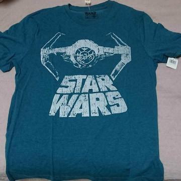 STAR WARS LサイズプリントTシャツ 新品未使用