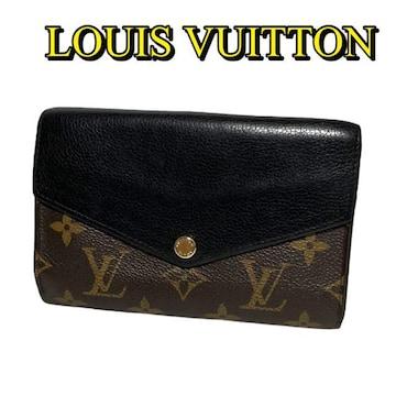 SALE★正規品 LOUIS VUITTON ポルトフォイユパラス 財布