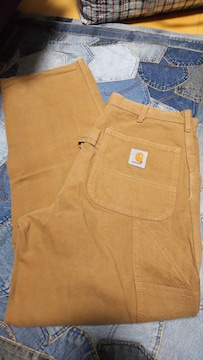 Carharttパンツ34×34