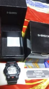 カシオG-SHOCKGショック腕時計G-7900タイドグラフジーショック