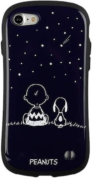 iFace First Class スヌーピー PEANUTS iPhone8 / 7 ケース 耐