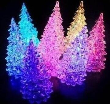 新品箱入 クリスマスツリー イルミネーションライト5個