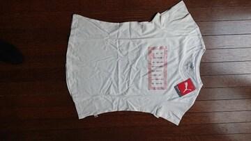 PUMA  白Tシャツ  Lサイズ