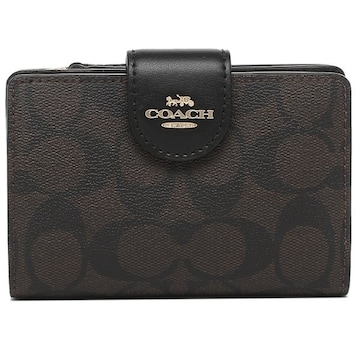 COACH C0082 IMAA8 二つ折財布 レディース