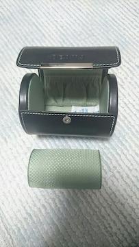 BEAMS ネクタイケース 時計収納ケース付き ビームス ミニライト