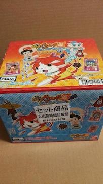 妖怪ウォッチともだちウキウキペディアウエハース3弾 未開封1箱(20袋入)