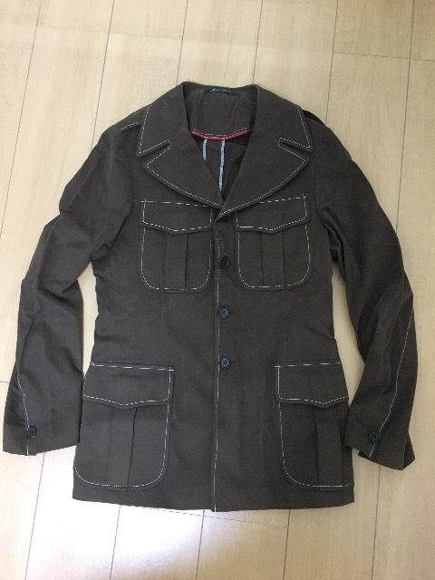FRANCIS フランシス ジャケット コート 日本未発売  < 男性ファッションの