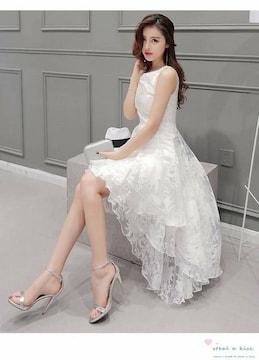 Sサイズ フィッシュテール ドレス